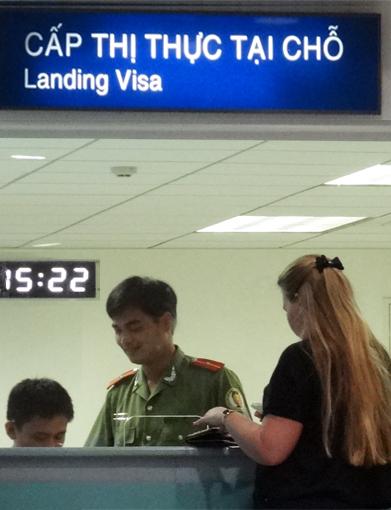 【越南簽證2020】台灣公民獲取越南簽證的方式