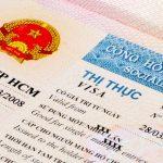 從09月01起越南政府特給外國公民自動辦理簽證延長1个月