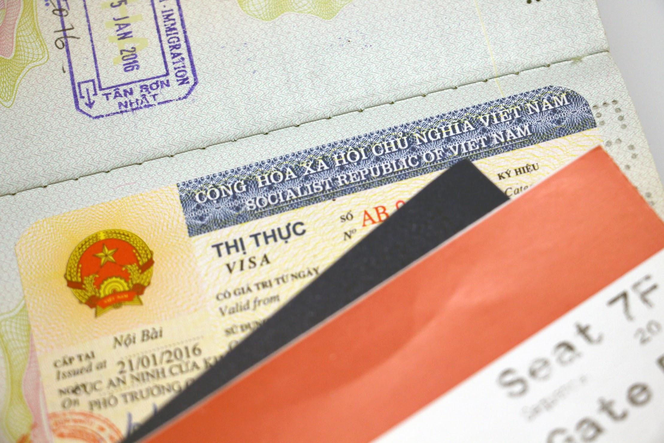 「2020越南簽證指南」辦理峴港電子簽證必要注意