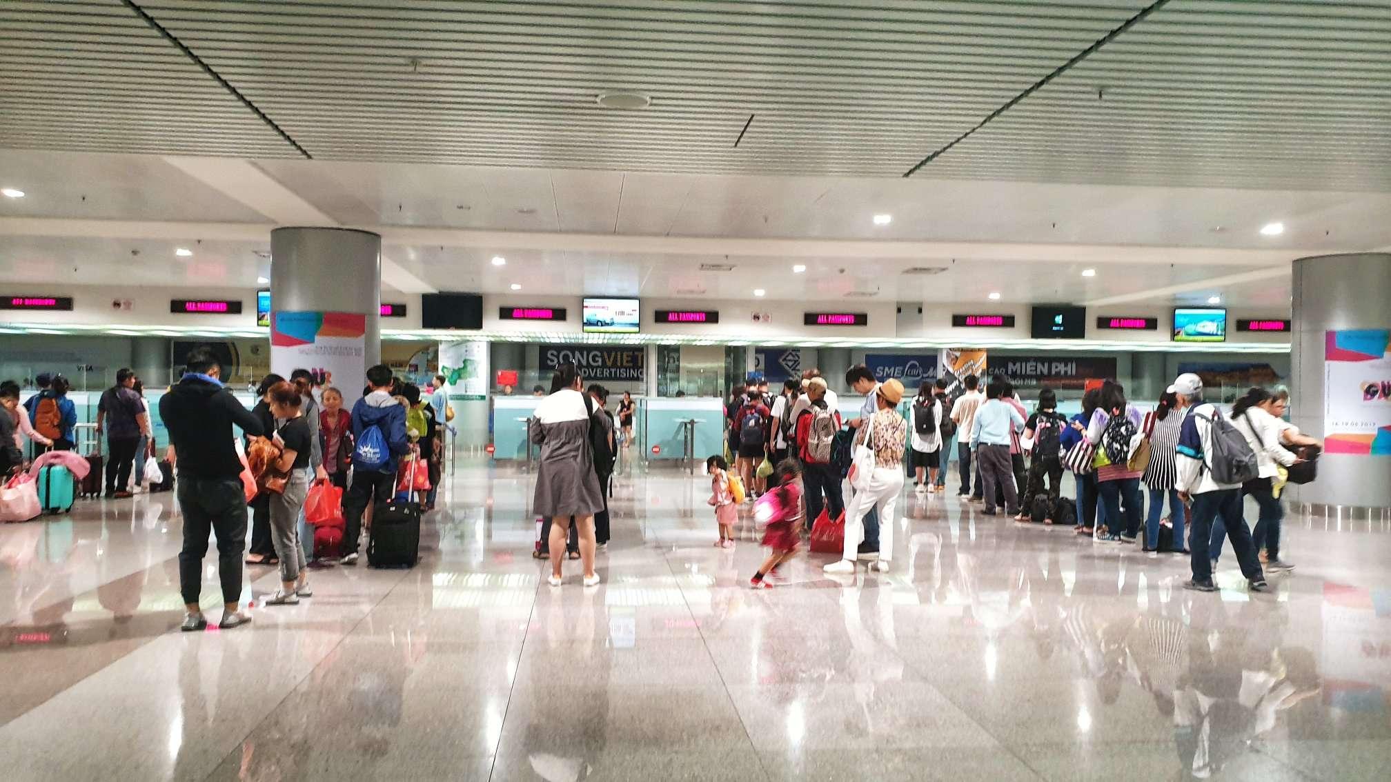 「2020簽證指南」在15分鐘內領取越南落地簽證